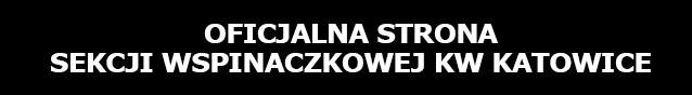 Oficjalna Strona Sekcji Wspinaczkowej KW Katowice